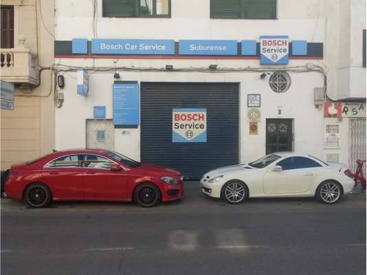Suburense Dautomobil Sitges