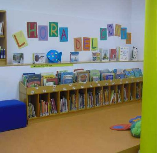 Hora Del Conte Biblioteca Sitges