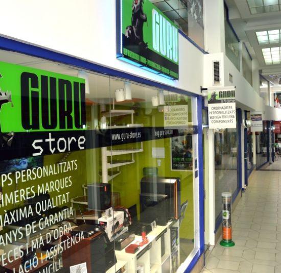 Guru Store Informatica Ordenadores Sitges 1
