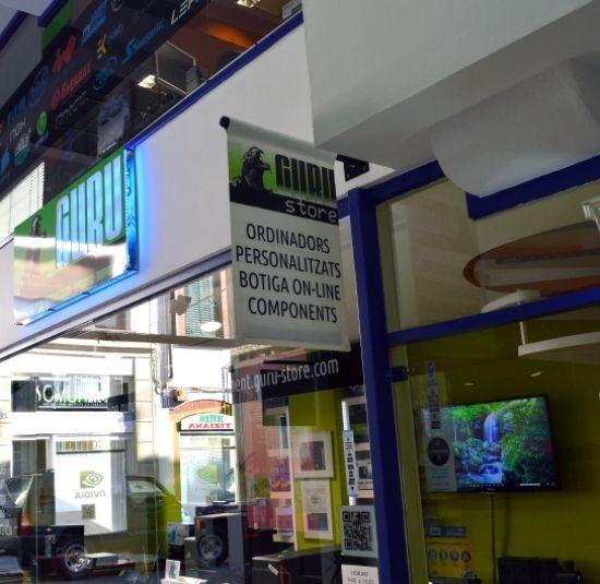 Guru Store Informatica Ordenadores Sitges 3