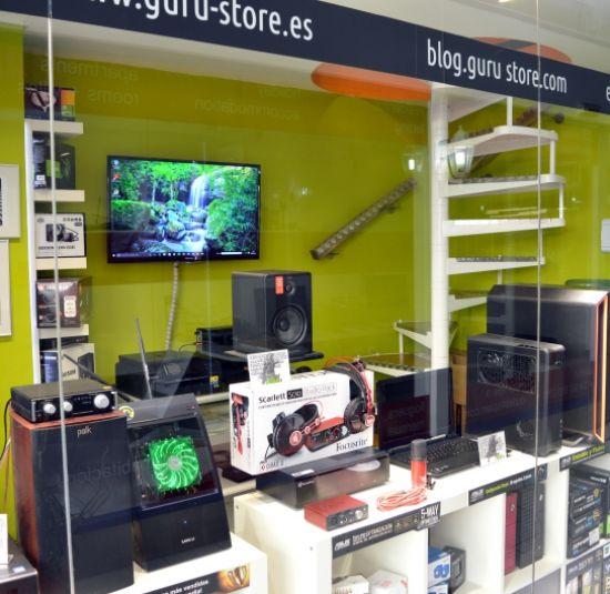 Guru Store Informatica Ordenadores Sitges 4