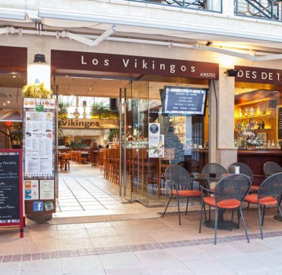 Restaurant Los Vikingos Sitges 1