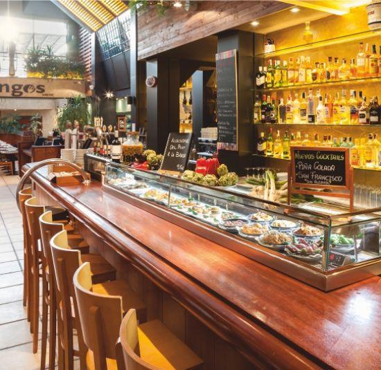 Restaurant Los Vikingos Sitges 2