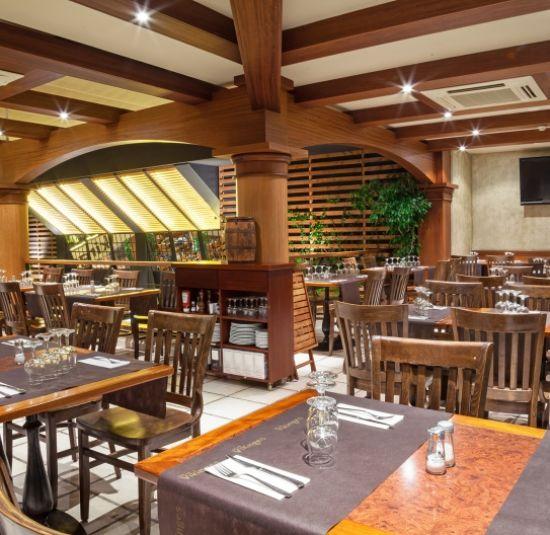 Restaurant Los Vikingos Sitges 3