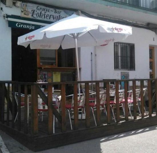 Observatori Granja Bar Sitges 1