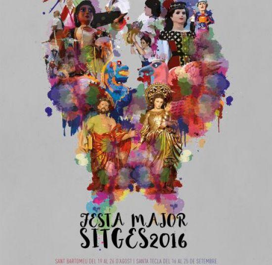 Programa Festamajor Sitges 2016