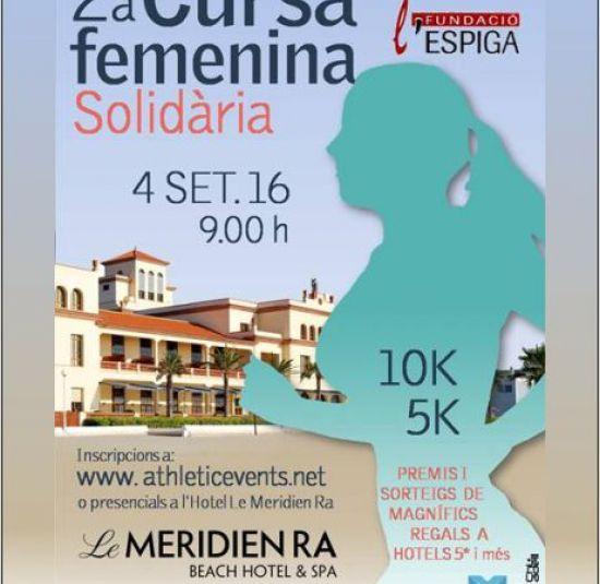 Cursa Solidaria Le Meridien Ra 2016