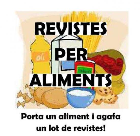nvi Solidari De Revistes Per Aliments A La Biblioteca De Sitges 67381