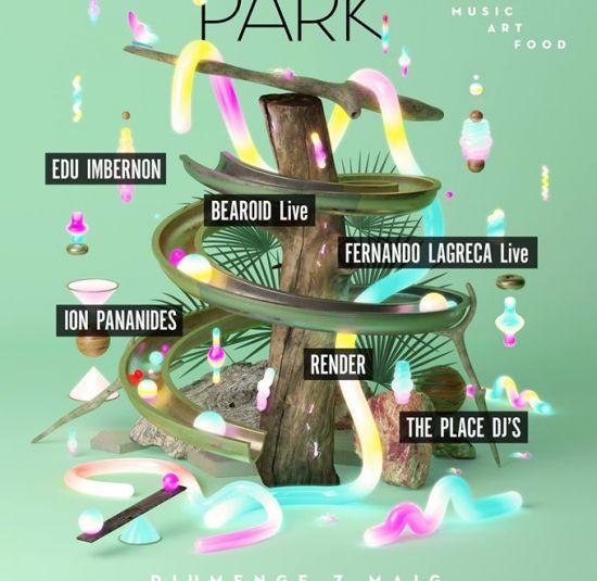 Sitges electronic park