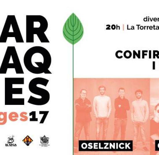 Barraques sitges 2017