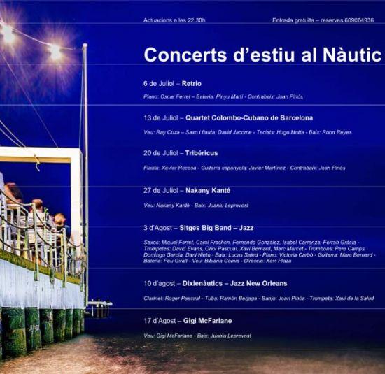 Concerts-estiu-nautic-sitges