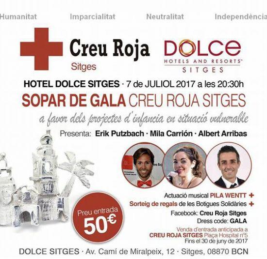 ca Cruz Roja Sitges