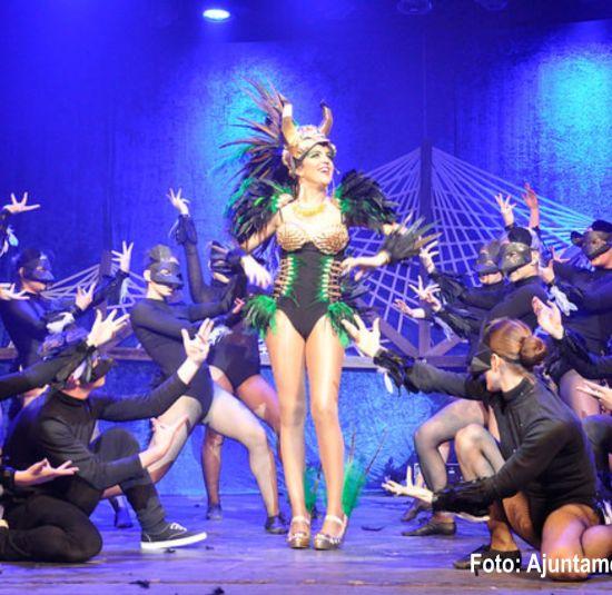 Reina Carnaval Sitges 4