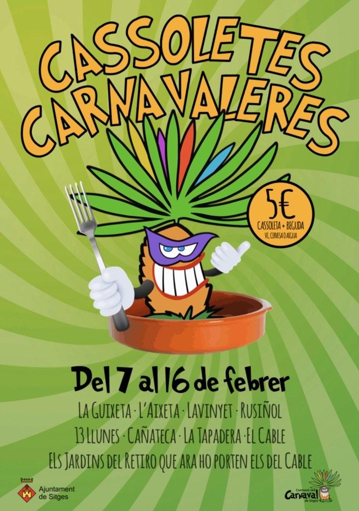 sitges carnaval 2020