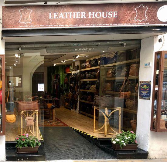 Leatherhouse